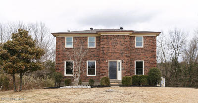 Bullitt County Single Family Home For Sale: 312 Shakeland Dr