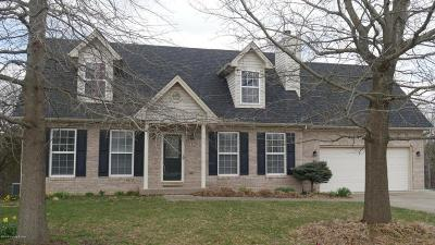 Taylorsville Single Family Home For Sale: 143 Frontier Ave