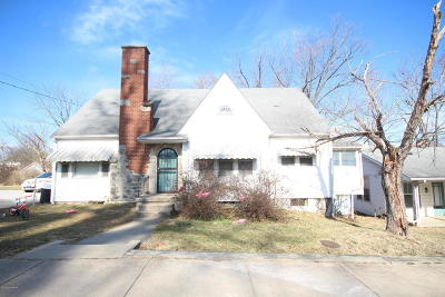 Single Family Home For Sale: 409 Mill St