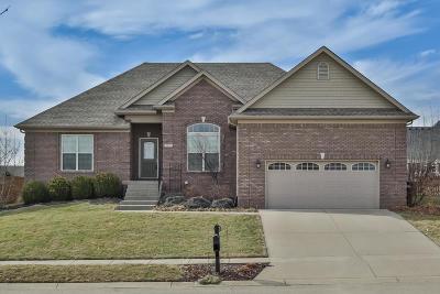 Shelby County Single Family Home For Sale: 182 Blossom Cir