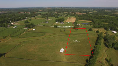 Shelbyville Residential Lots & Land For Sale: 2 Scott Station Rd