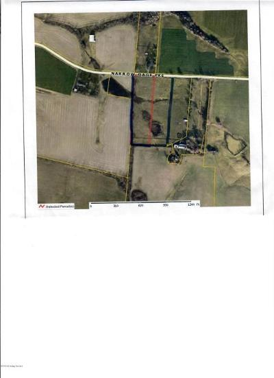 Shelbyville Residential Lots & Land For Sale: 2 Narrow Gage Pike