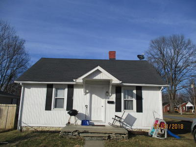 Carroll County Single Family Home For Sale: 715 Butler St