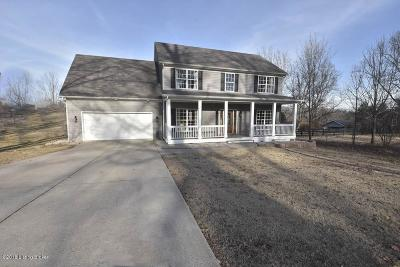 Crestwood Single Family Home For Sale: 7603 Beechdale Rd