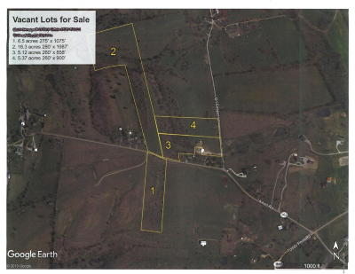 Simpsonville Residential Lots & Land For Sale: Lot 4 Cooper Ln