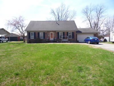 Bullitt County Single Family Home For Sale: 3320 Tony Ln