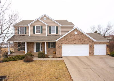 Oldham County Single Family Home For Sale: 2002 Spring Bloom Ct
