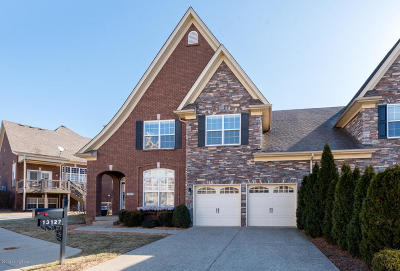 Oldham County Condo/Townhouse For Sale: 13127 Wilhoyte Ct #13127