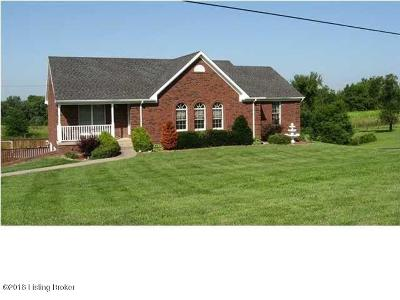 Henry County Single Family Home Active Under Contract: 2559 Pendleton Rd