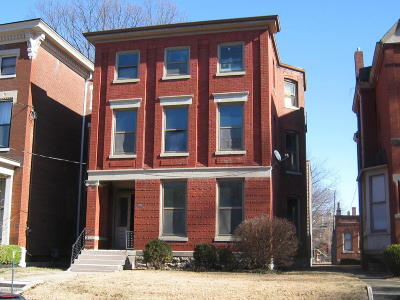 Louisville Multi Family Home Active Under Contract: 1225 S 1st
