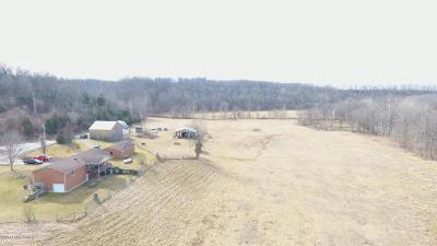 Taylorsville Farm For Sale: 3751 Brashears Creek Rd