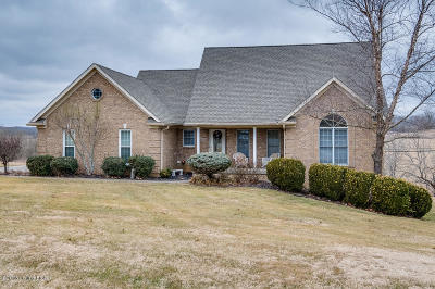 Crestwood Single Family Home For Sale: 3902 Stone Mill Ct