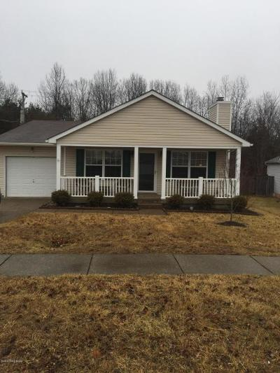 Oldham County Single Family Home For Sale: 1111 Willow Oak Ln
