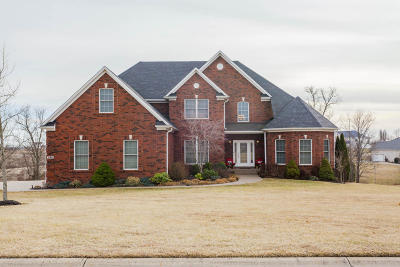 Spencer County Single Family Home For Sale: 344 Benjamin Blvd