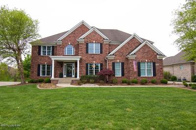 Oldham County Single Family Home For Sale: 12821 Crestmoor Cir