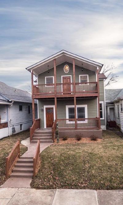 Louisville Single Family Home For Sale: 1916 Duker Ave