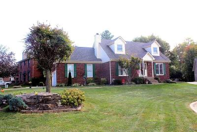 Jeffersontown KY Single Family Home For Sale: $242,000