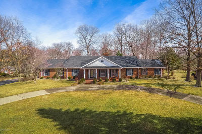 Elizabethtown Single Family Home For Sale: 803 Freeman Lake Rd