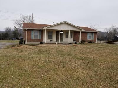 Bullitt County Rental For Rent: 2946 W Blue Lick Rd