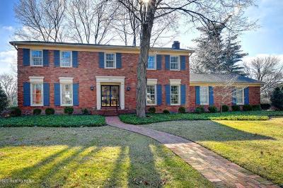 Louisville Single Family Home For Sale: 8329 Croydon Cir