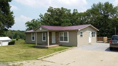 Carroll County Single Family Home For Sale: 2903 Bucks Run Rd