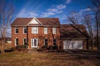 Elizabethtown Single Family Home For Sale: 404 Timber Ln