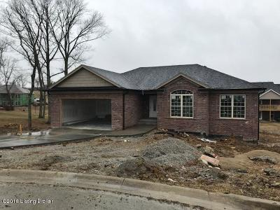 Taylorsville Single Family Home For Sale: 90 Parkers Cove