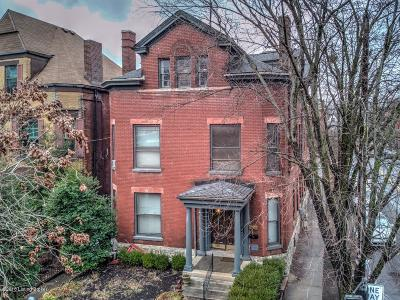 Louisville Condo/Townhouse For Sale: 1450 S 2nd St #3