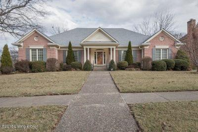 Louisville Single Family Home For Sale: 621 Wardshire Pl
