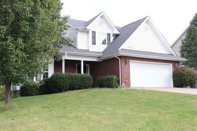 Elizabethtown Single Family Home For Sale: 2137 Crossfield Dr