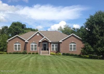 Hardin County Single Family Home For Sale: 10852 Sonora Hardin Springs Rd