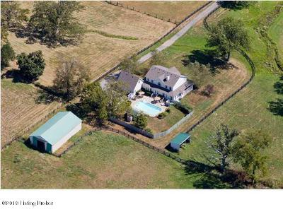 Shelby County Farm Active Under Contract: 2850 Mt. Eden Rd