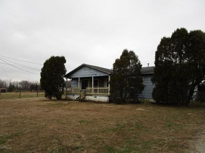 Bullitt County Single Family Home For Sale: 5742 S Preston Hwy