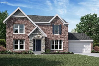 Louisville Single Family Home For Sale: 9905 Firefox Ct
