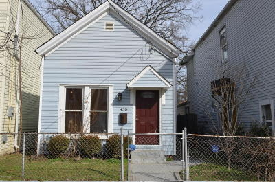Louisville KY Single Family Home For Sale: $149,000