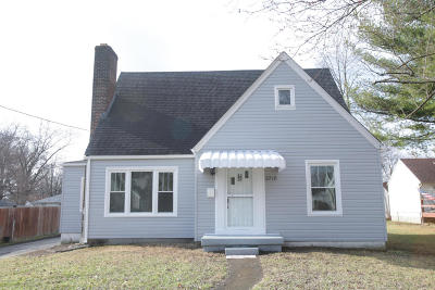 Louisville KY Single Family Home For Sale: $135,000