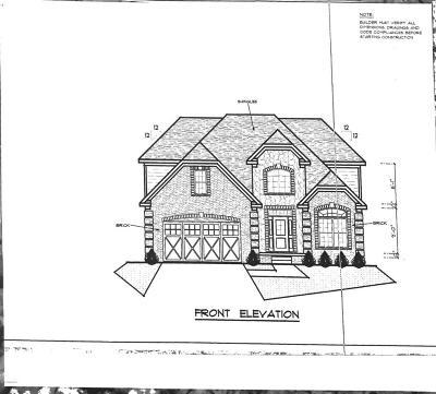 Shepherdsville Single Family Home For Sale: 401 Grand Oak Blvd