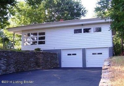 Carroll County Single Family Home For Sale: 1709 Hilltop Dr