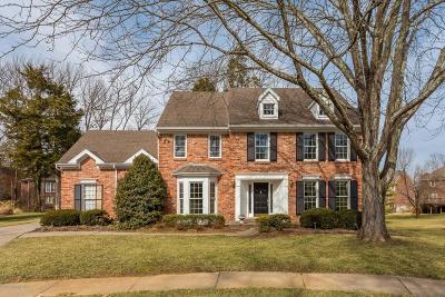 Louisville Single Family Home For Sale: 14301 Oak Bluff Ct