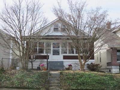 Single Family Home For Sale: 914 Mulberry St