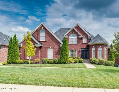 Louisville Single Family Home For Sale: 3607 Oak Vista Pl