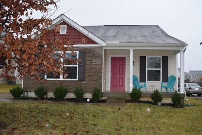 Shelbyville KY Single Family Home For Sale: $165,000