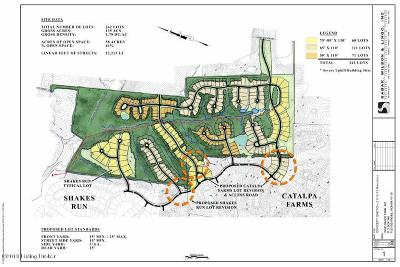 Fisherville Residential Lots & Land For Sale: 2416 Clark Station Rd