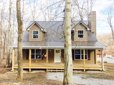 Edmonson County Single Family Home For Sale: 3 Michaels Cove Dr