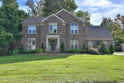 Louisville Single Family Home For Sale: 9106 Hurstwood Ct
