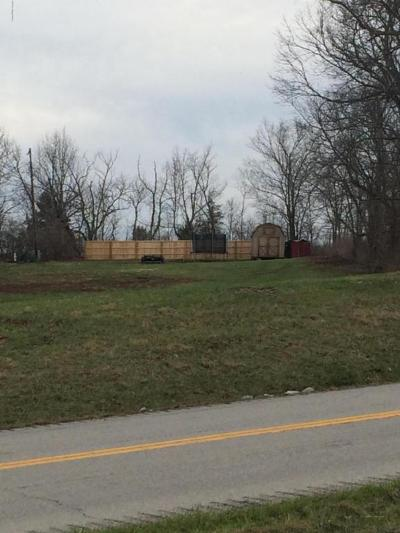 Shelby County Residential Lots & Land For Sale: 1473 Old Finchville Rd