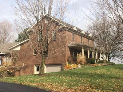 Nelson County Single Family Home For Sale: 1500 Samuels Rd