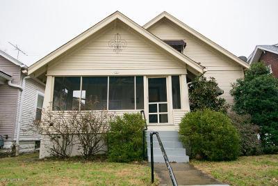 Highlands Single Family Home For Sale: 1840 Bonnycastle Ave
