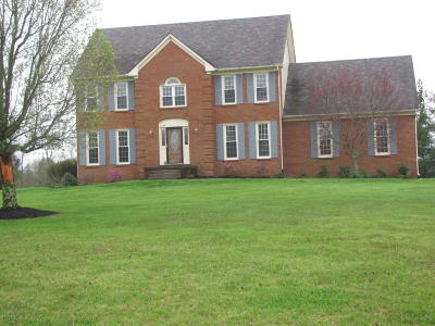 Oldham County Single Family Home For Sale: 2704 New Moody Ln