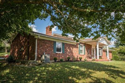 Louisville Single Family Home For Sale: 10603 Broad Run Rd